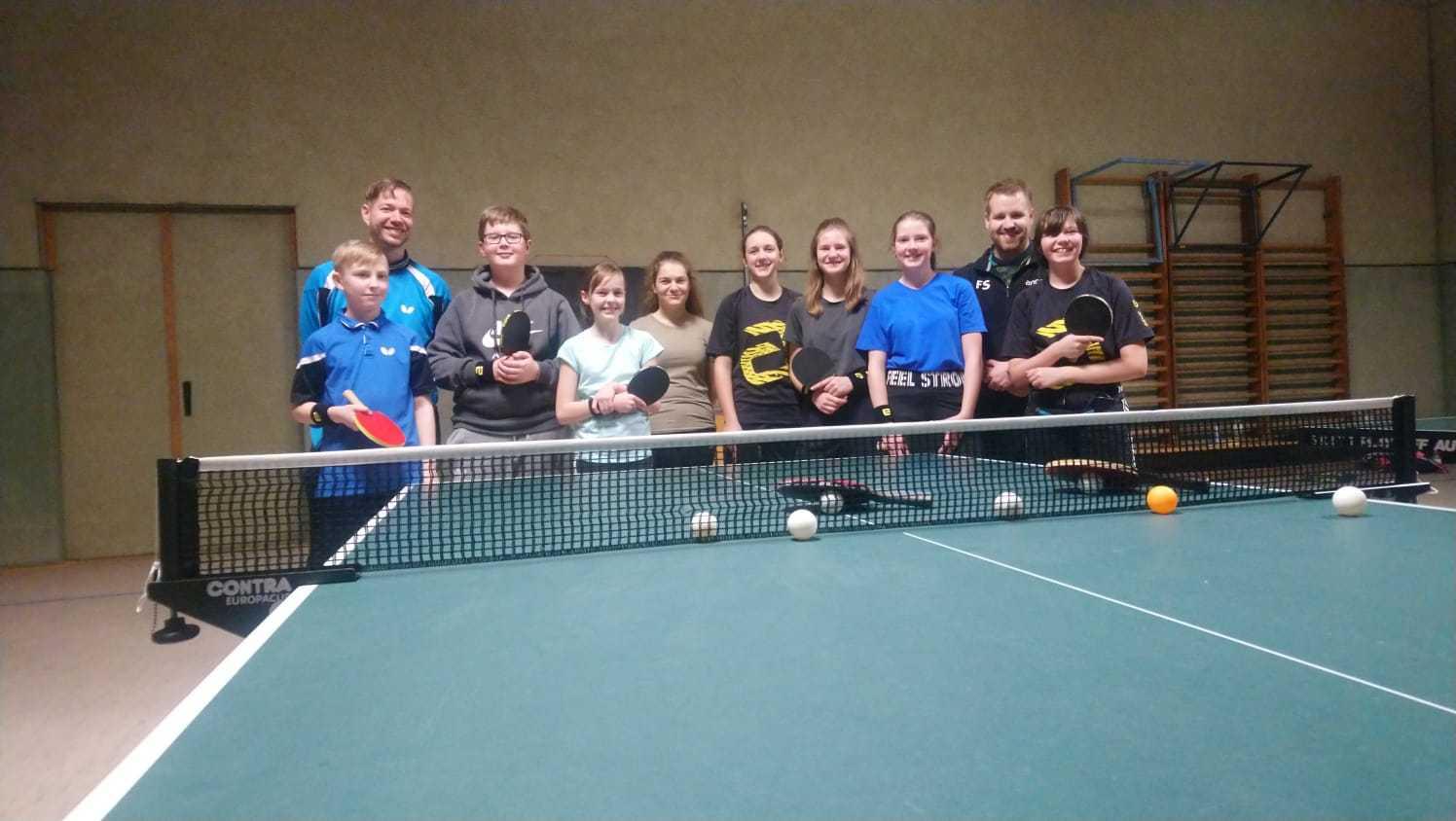 Tischtennis Landestrainer Thüringen